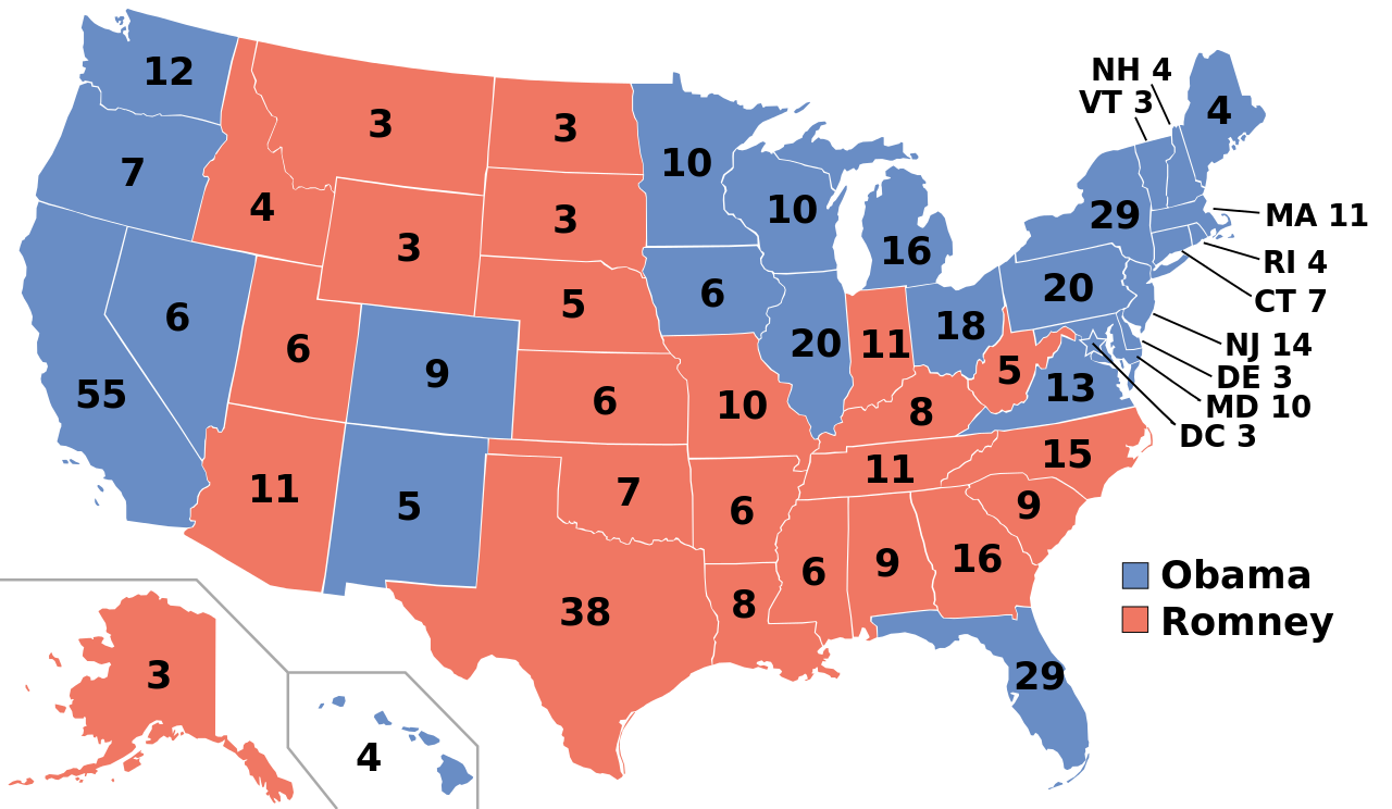 55 electoral votes that the GOP gives away to the Democrats every 4 years is a political punch in the nuts. It takes 270 to win the electoral vote and with California alone Democrats start with only needing 215 and add New York and Democrats start over 100 on quest to achieve 270. GOP must stop ignoring the Golden State even if that means going more moderate.